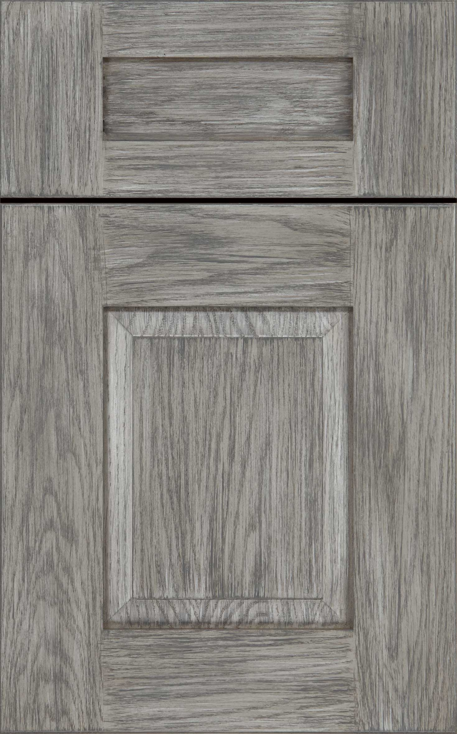 Sonoma cabinet door in greystone