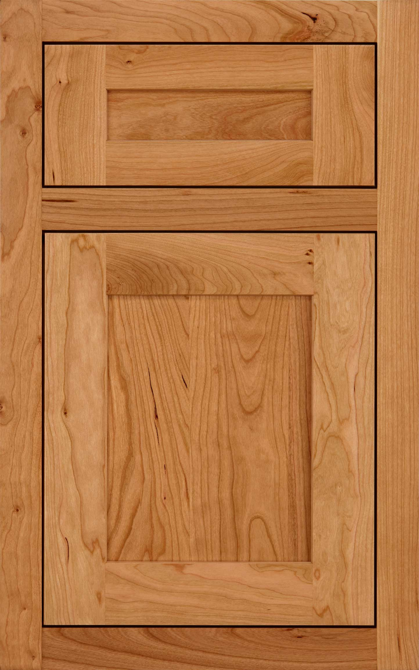 Bayside cabinet door in natural