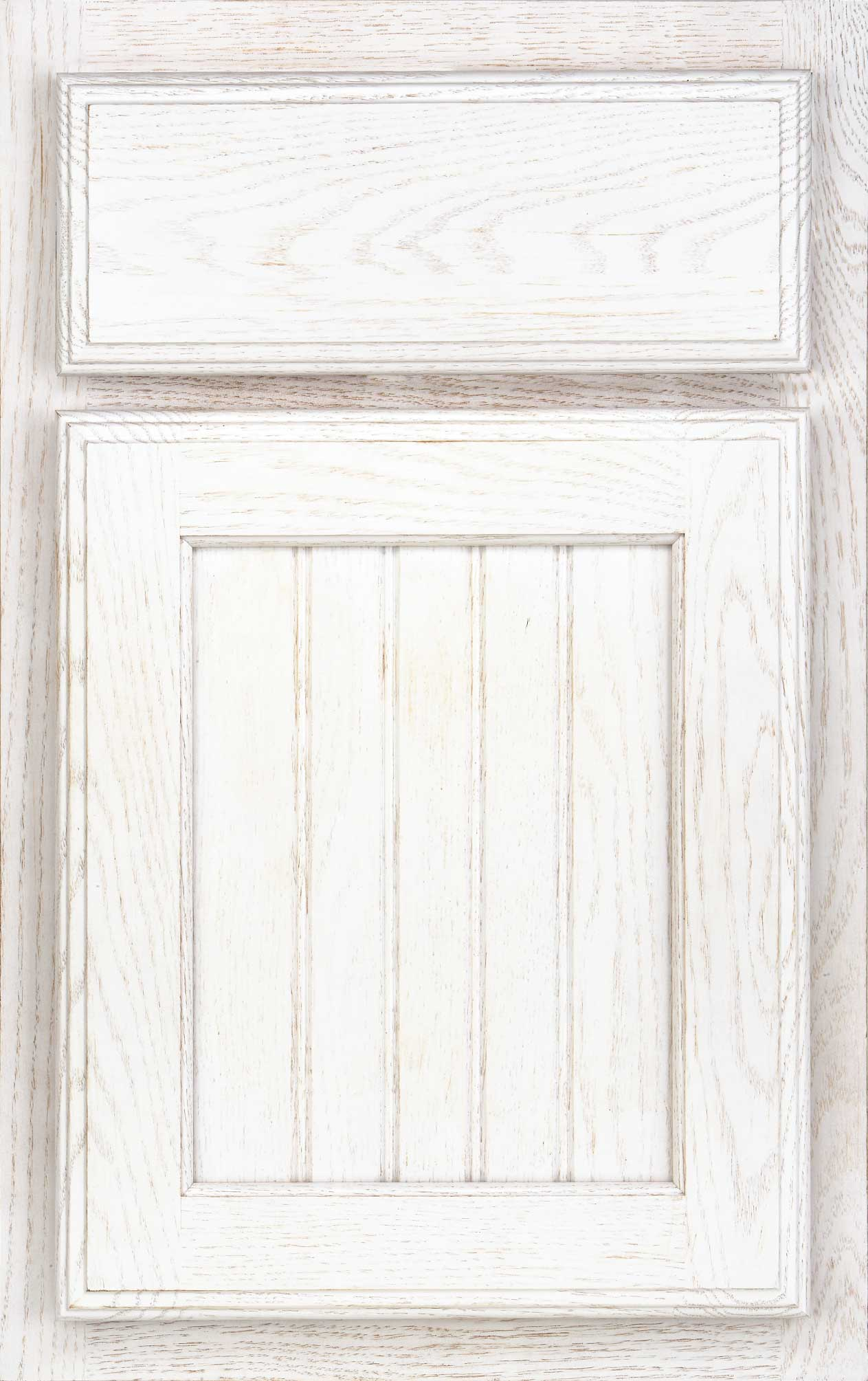 Briarwood cabinet door in white