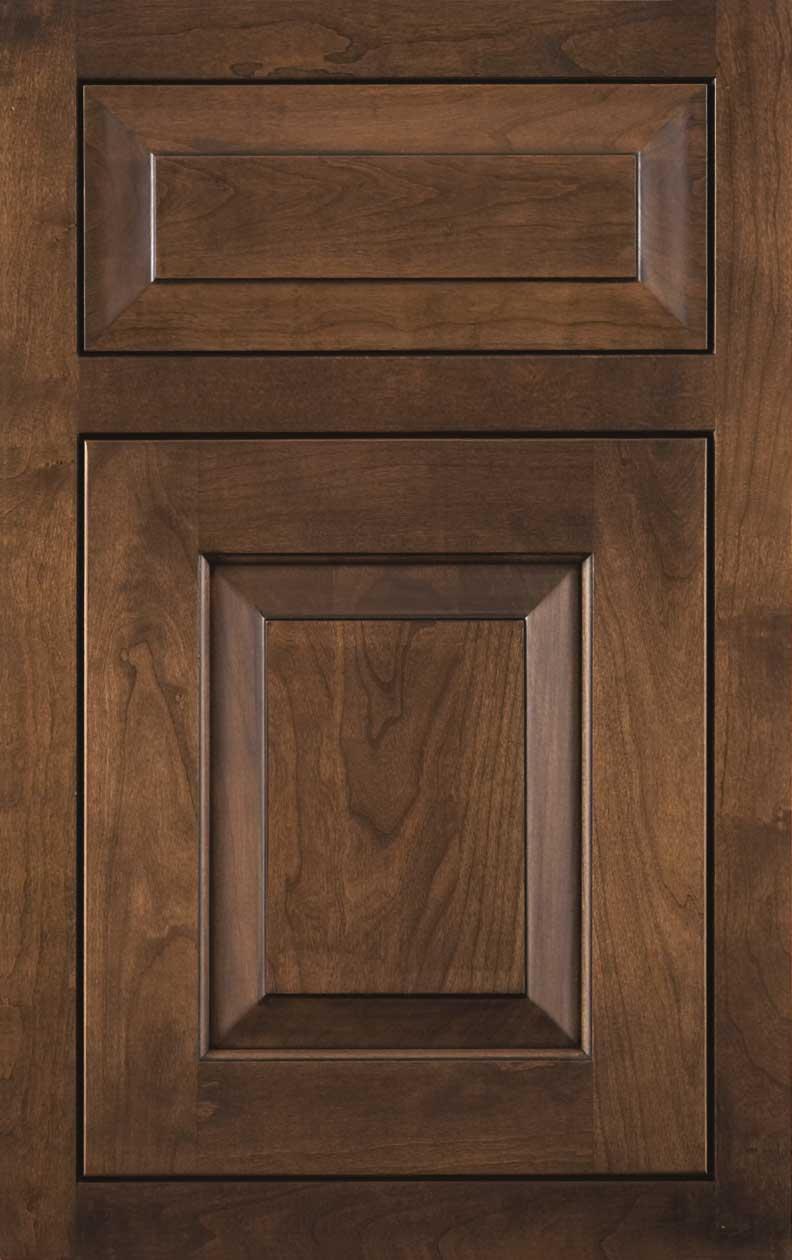 Chelsea cabinet door in dark