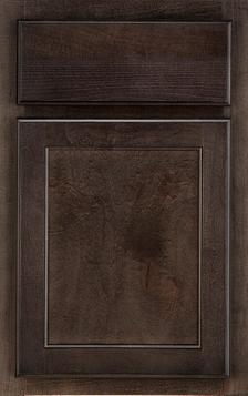 Concord cabinet door in dark