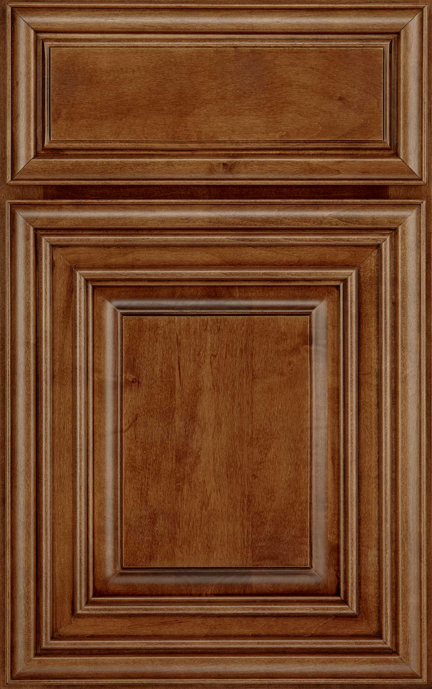 Victoria cabinet door in natural